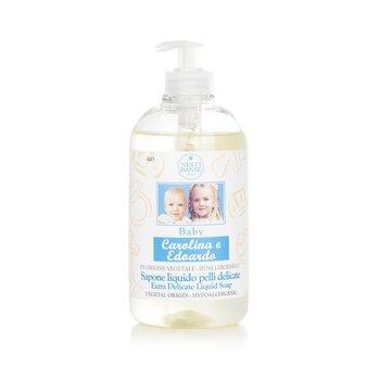 Carolina & Edoardo Extra Delicate Baby Liquid Soap (500ml/16.9oz)