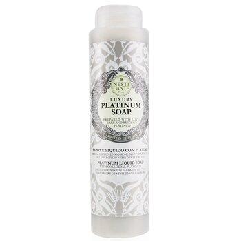 70 Anniversary Luxury Platinum Liquid Soap With Colloidal Platinum (Shower Gel) (Limited Edition) (300ml/10.2oz)