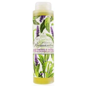 Romantica Sparkling Shower Gel With Verbena Officinalis - Wild Tuscan Lavender & Verbena (300ml/10.2oz)
