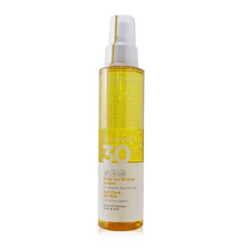 Sun Care Oil Mist For Body & Hair SPF 30 (Unboxed) (150ml/5oz)