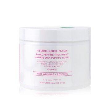 Hydro-Lock Sleep Mask - Royal Peptide Treatment (Salon Size) (177ml/6oz)