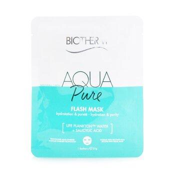 Aqua Pure Flash Mask (1sachet)