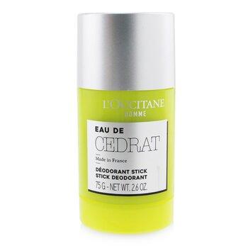 Eau De Cedrat Deodorant Stick (75g/2.6oz)
