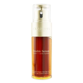 Double Serum (Hydric + Lipidic System) Complete Age Control Concentrate Duo Set (2x50ml/1.7oz)
