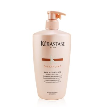Discipline Bain Fluidealiste Smooth-In-Motion Shampoo (For Unruly, Over-Processed Hair) (500ml/16.9oz)