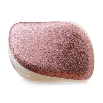 Compact Styler On-The-Go Detangling Hair Brush - # Rose Gold Glaze (1pc)