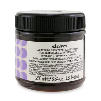 Alchemic Creative Conditioner - # Lavender (For Blonde and Lightened Hair) (250ml/8.84oz)
