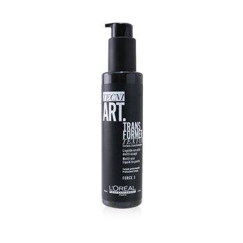 Professionnel Tecni.Art Transformer Texture (Multi-Use Liquid-to-Paste - Force 3) (150ml/5.1oz)