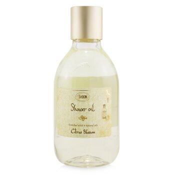 Shower Oil - Citrus Blossom (Plastic Bottle) (300ml/10.5oz)