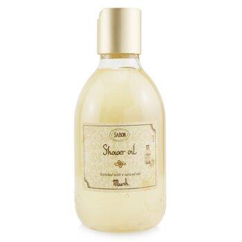 Shower Oil - Musk (Plastic Bottle) (300ml/10.5oz)