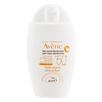 Very High Protection Mineral Fluid SPF 50+ (40ml/1.3oz)