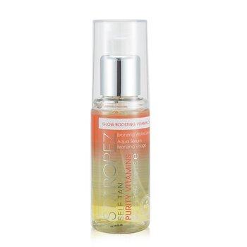 Self Tan Purity Vitamins Bronzing Water Serum - Glow Boosting Vitamin C & D (50ml/1.69oz)