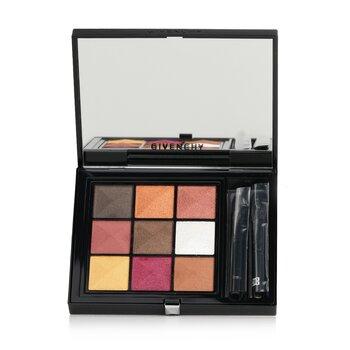 Le 9 De Givenchy Multi Finish Eyeshadows Palette (9x Eyeshadow) - # LE 9.05 (8g/0.28oz)