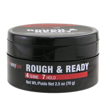 Style Sexy Hair Rough & Ready Dimension with Hold (70g/2.5oz)