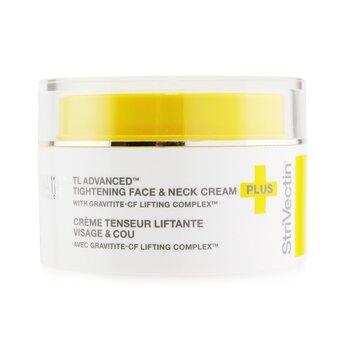 StriVectin - TL Advanced Tightening Face & Neck Cream Plus (Box Slightly Damaged) (50ml/1.7oz)
