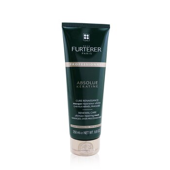 Absolue K?ratine Renewal Care Ultimate Repairing Mask - Damaged, Over-Processed Fine to Medium Hair (Salon Product) (250ml/8.8oz)