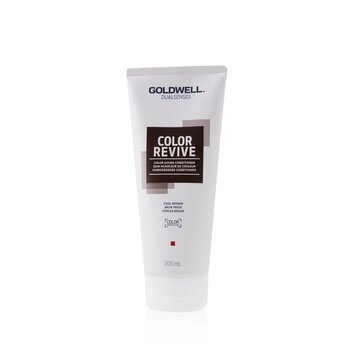 Dual Senses Color Revive Color Giving Conditioner - # Cool Brown (200ml/6.7oz)