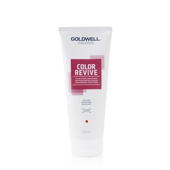 Dual Senses Color Revive Color Giving Conditioner - # Cool Red (200ml/6.7oz)