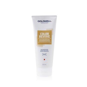Dual Senses Color Revive Color Giving Conditioner - # Dark Warm Blonde (200ml/6.7oz)