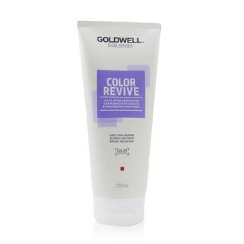 Dual Senses Color Revive Color Giving Conditioner - # Light Cool Blonde (200ml/6.7oz)