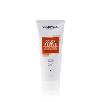 Dual Senses Color Revive Color Giving Conditioner - # Warm Red (200ml/6.7oz)