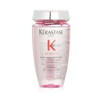 Genesis Bain Hydra-Fortifiant Anti Hair-Fall Fortifying Shampoo (Weakened Hair, Prone To Falling Due To Breakage) (250ml/8.5oz)