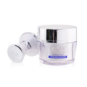 Magnemasks Infustion Hydrating Starter Kit - For Dryness & Roughness : 1x Magnetic Infuser + 1x Hydrating Jar Mask 50g (Box Slightly Damaged) (2pcs)