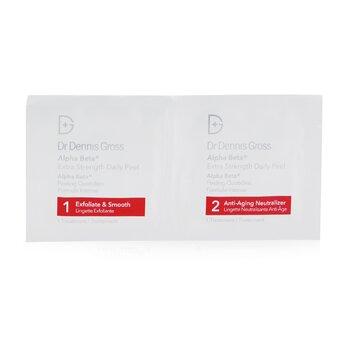 Alpha Beta Extra Strength Daily Peel (Box Slightly Damaged) (30 Treatments)