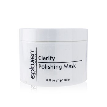 Clarify Polishing Mask - For Normal, Oily & Congested Skin Types (Salon Size) (250ml/8oz)