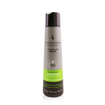 Professional Ultra Rich Repair Shampoo (Coarse to Coiled Textures) (300ml/10oz)