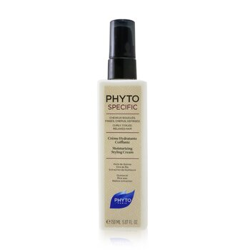 Phyto Specific Moisturizing Styling Cream (Curly, Coiled, Relaxed Hair) (150ml/5.07oz)