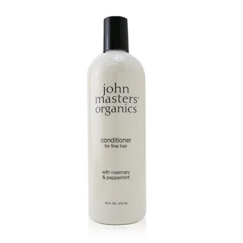 Conditioner For Fine Hair with Rosemary & Peppermint (473ml/16oz)