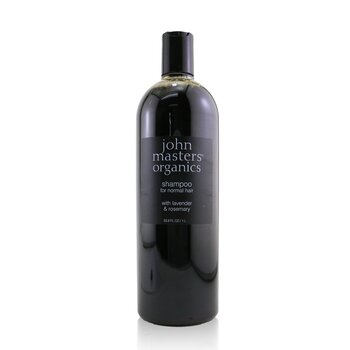Shampoo For Normal Hair with Lavender & Rosemary (1000ml/33.8oz)