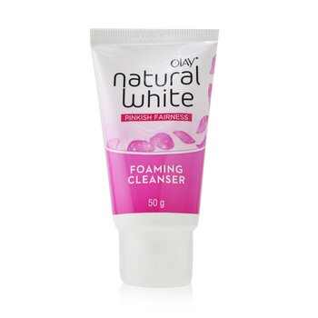 Natural White Pinkish Fairness Foaming Cleanser (50g/1.76oz)