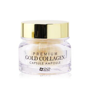 Premium Gold Collagen Capsule Ampoule (Exp. Date 02/2021) (30x0.6ml/0.02oz)