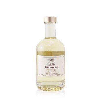Bath Foam - Patchouli Lavender Vanilla (Exp. Date 05/2021) (375ml/12.6oz)