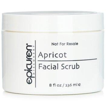 Apricot Facial Scrub - For Dry & Normal Skin Types (Salon Size) (236ml/8oz)