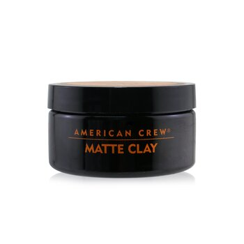 Men Matte Clay (Pilable Hold with Matte Finish) (85g/3oz)