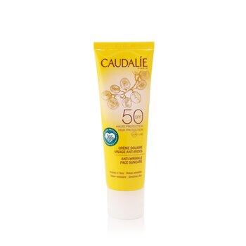 Anti-Wrinkle Face Suncare SPF 50 - For Sensitive Skin (Exp. Date: 03/2021) (50ml/1.6oz)