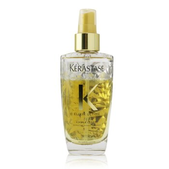 Elixir Ultime L'Huile L?g?re Voluptuous Beautifying Bi-Phase Oil Mist - Fine to Normal Hair (Box Slightly Damaged) (100ml/3.4oz)