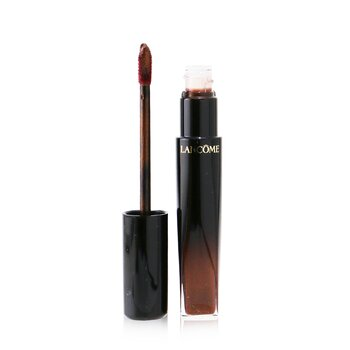 L'Absolu Lacquer Buildable Shine & Color Longwear Lip Color - # 286 Vertige (Box Slightly Damaged) (8ml/0.27oz)