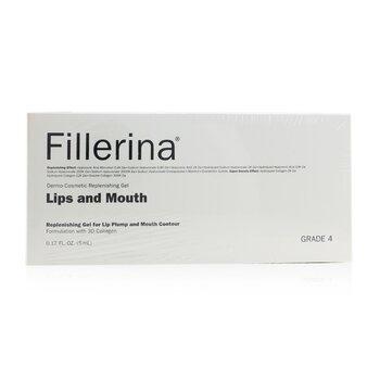Fillerina Lips & Mouth Grade 4 (5ml/0.17oz)