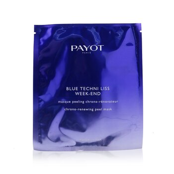 Blue Techni Liss Week-End Chrono-Renewing Peel Mask (Box Slightly Damaged) (10pcs)