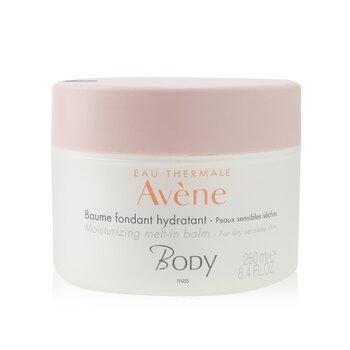 Moisturizing Melt-in Balm For Body - For Dry Sensitive Skin (250ml/8.4oz)