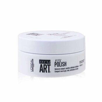 Professionnel Tecni.Art Fix Polish (Compact Wax-in-Gel, Hold, Definition & Shine - Force 3) (75ml/2.5oz)