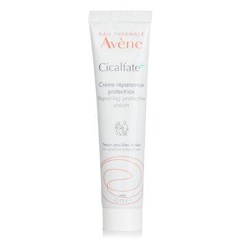 Cicalfate+ Repairing Protective Cream - For Sensitive Irritated Skin (40ml/1.35oz)