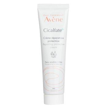 Cicalfate+ Repairing Protective Cream - For Sensitive Irritated Skin (100ml/3.3oz)