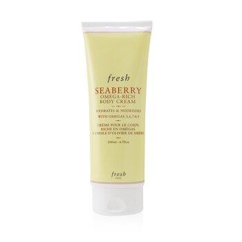 Seaberry Omega-Rich Body Cream (200ml/6.7oz)