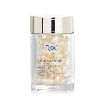Retinol Correxion Line Smoothing Night Serum Capsules (30Capsules)