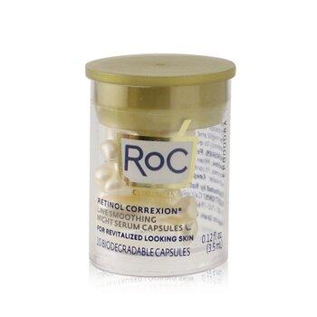 Retinol Correxion Line Smoothing Night Serum Capsules (10x3.5ml/0.12oz)